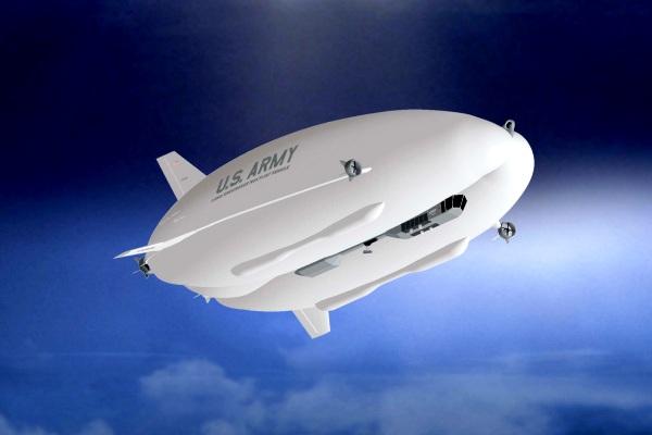 Northrop Grumman LEMV Airship