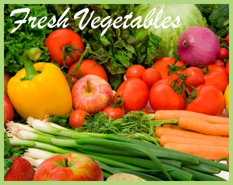 Happy Fresh Veggies images of 2015