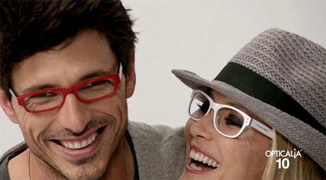 Andrés Velencoso y Vanessa Lorenzo