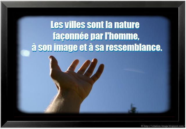 Citation image homme