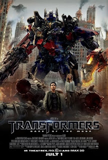 Transformers 3: El lado oscuro de la Luna (2011) Online