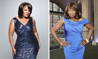 Star Jones Calls Monique a Weight Loss Cheat?