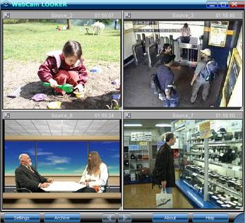 webcam looker by nerdprogrammer