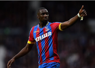 Yannick Bolasie signs new Crystal Palace deal
