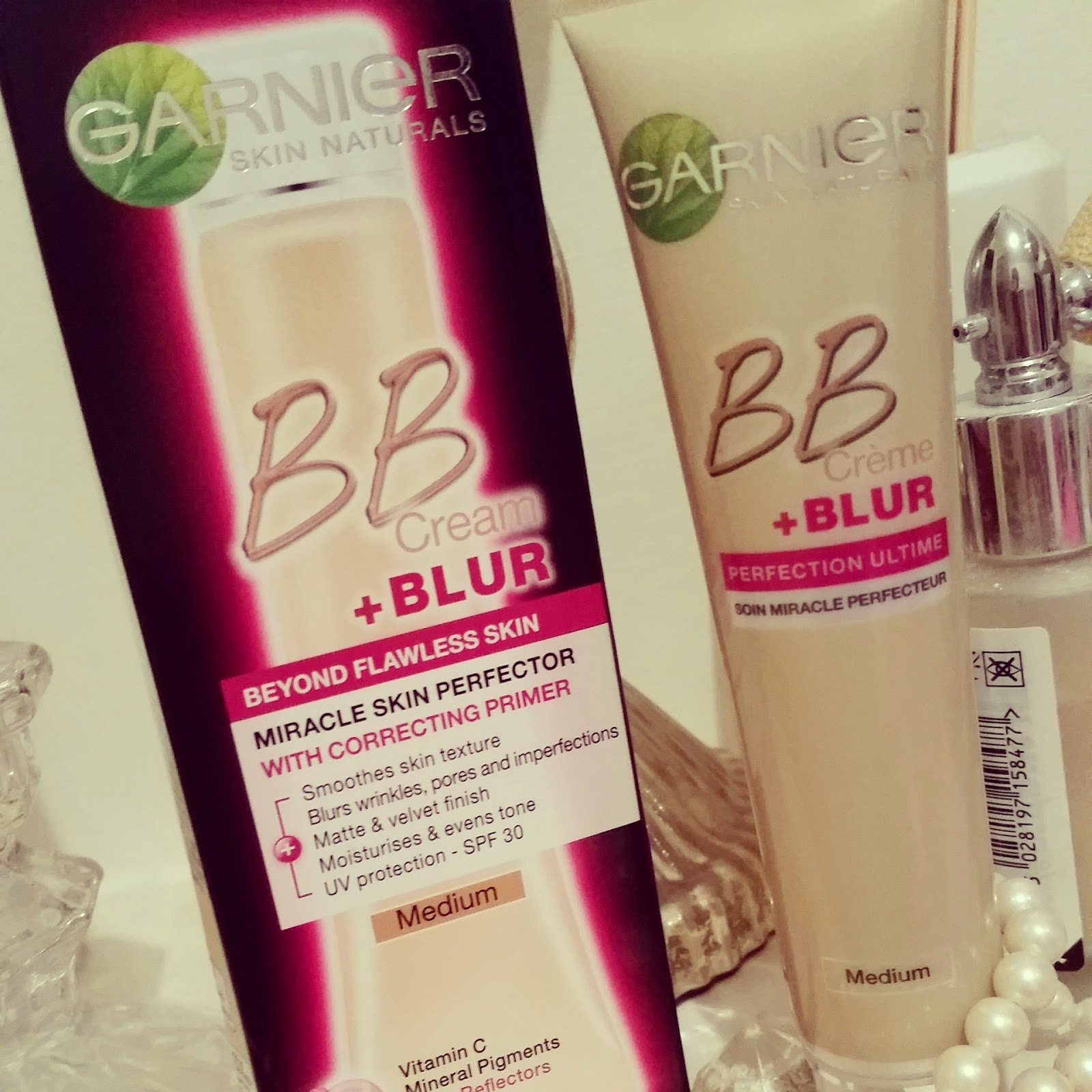 likes and love garnier bb blur cream review. Black Bedroom Furniture Sets. Home Design Ideas
