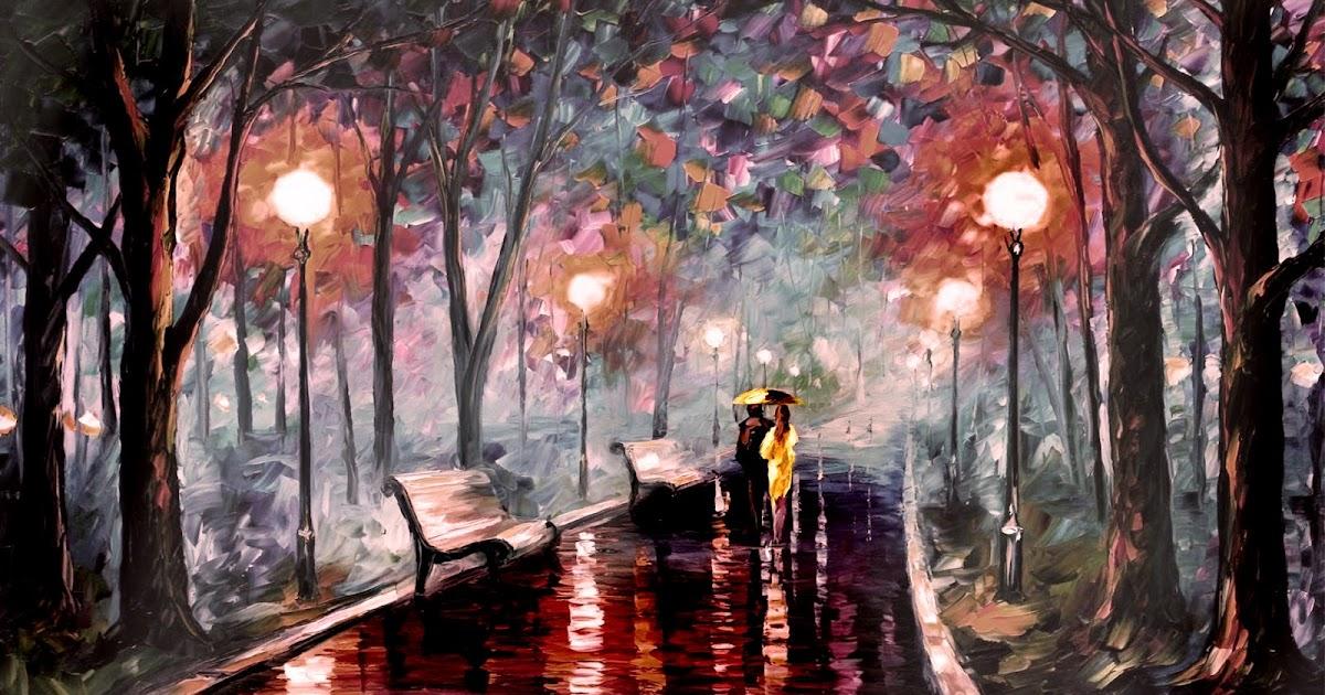 rainy mood sad love story