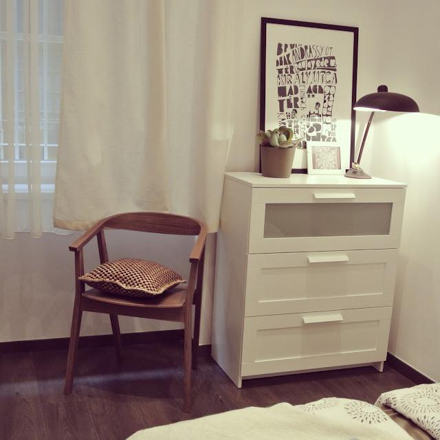 Budapest design apartment
