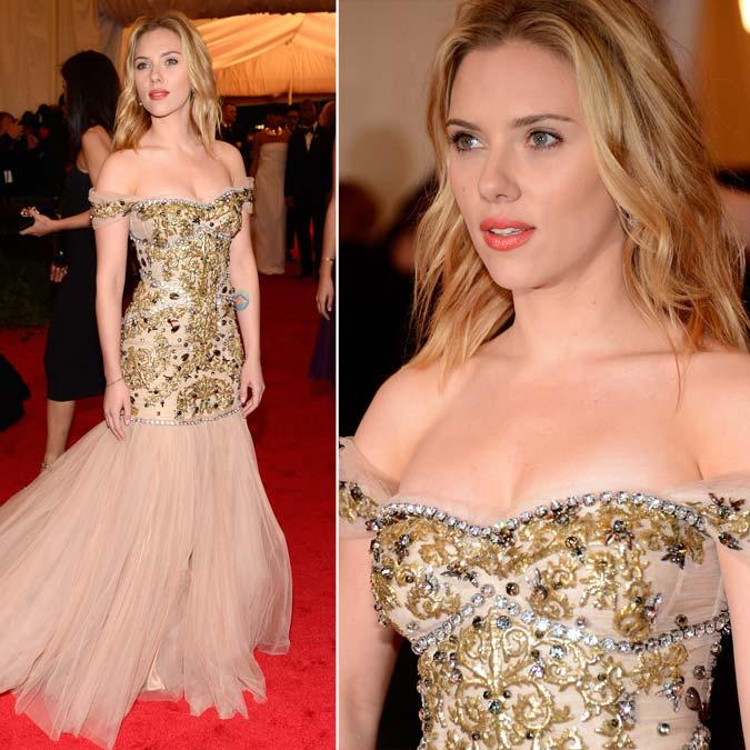 [FOTOS] Scarlett Johansson: Metropolitan Museum of Art's Costume Institute Gala 2012 (MET Gala 2012) - New York - 07 de Maio de 2012