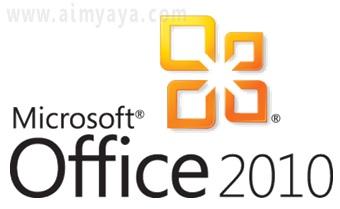 Gambar: Logo Microsoft Office 2010