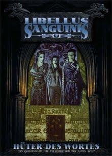 Libellus Sanguinis 2: Hüter der Worte*