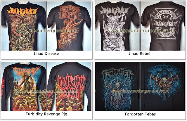 jihad turbidity forgotten