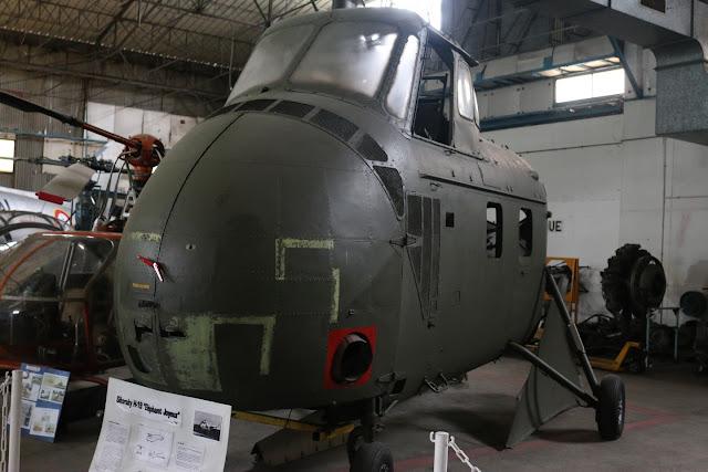 Sikorsky H-19D3 55-957