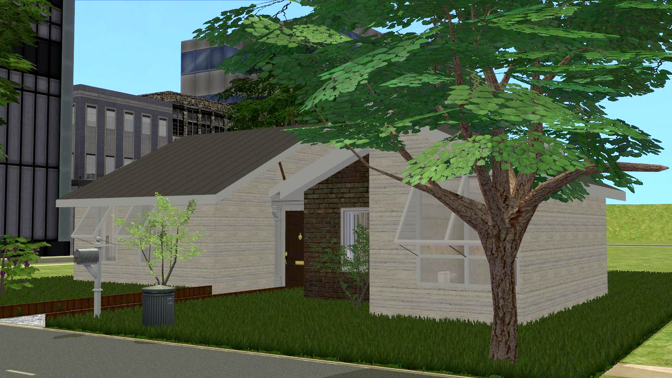 Sims 2 creations by tara cornwall terrace for 9 cornwall terrace