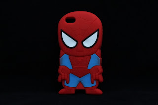 3D US Hero Spiderman Soft Silicone Back Case Cover Skin for Apple iPhone 5 5G