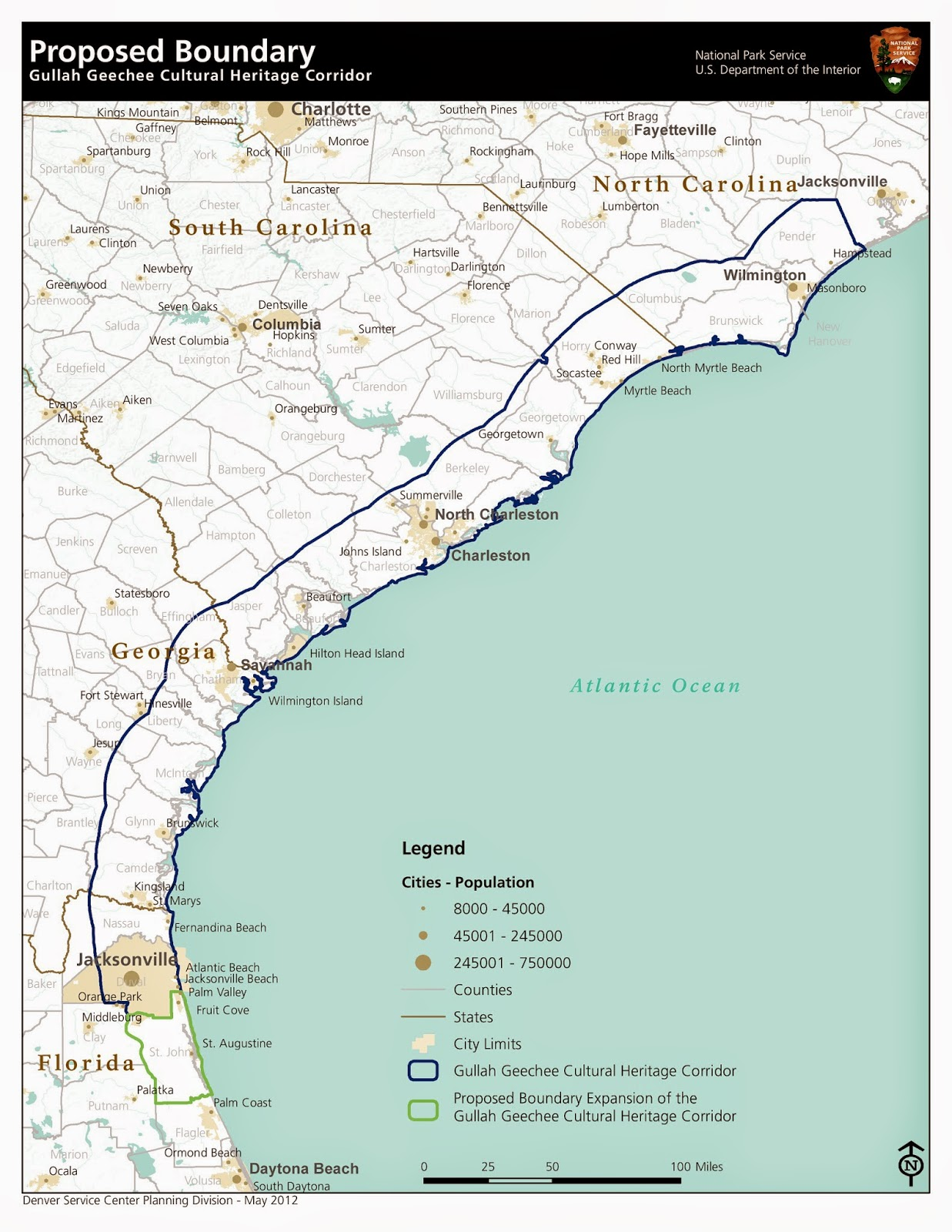 Click for more Gullah-Geechee Information from the NPS