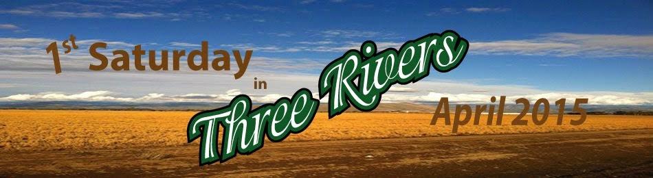 1st Saturday in Three Rivers