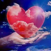 O nosso amor é um mundo em nosso coração.