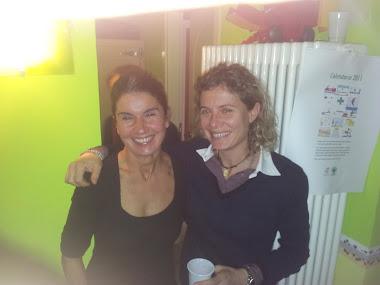 Le regine Cristina e Daniela