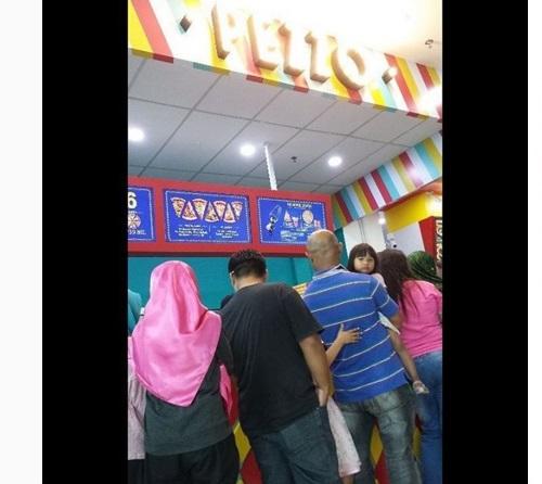 PEZZO Pizza dibuka di cawangan SugarBun Mukah bersebelahan Medan Mall Sarawak, harga pezzo pizza sekeping, gambar pezzo pizza yang sedap lagi nyaman!