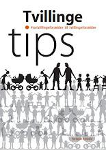 """Se den nye bog """"Tvillingetips - fra tvillingeforældre til tvillingeforældre"""""""