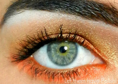 Halo Versus Cat Eye Makeup