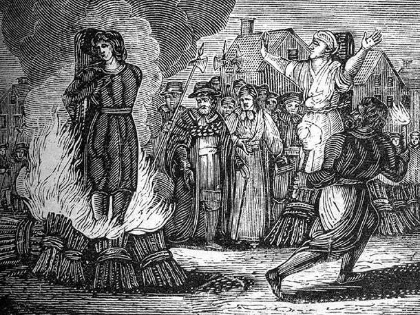 Early whiskey makers were accused of witchcraft