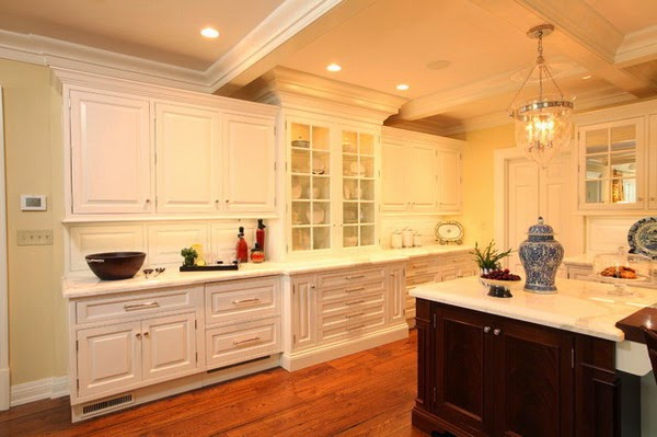 Beautiful Kitchen Furniture along with Equipment | Home Decorating Ideas
