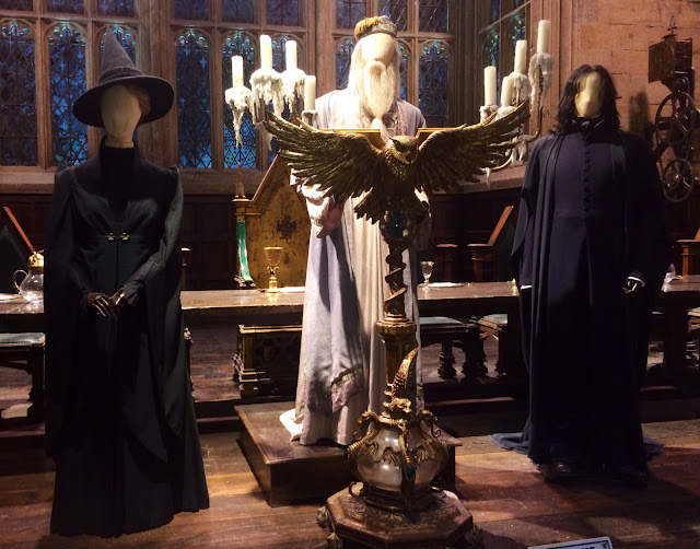 The Making of Harry Potter - Character Costumes