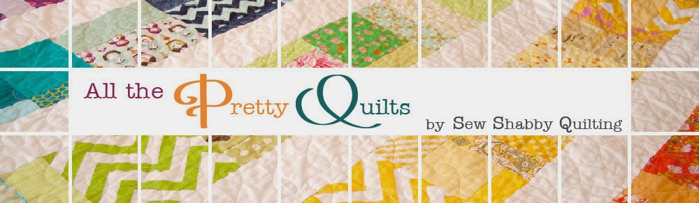 All the pretty Quilts