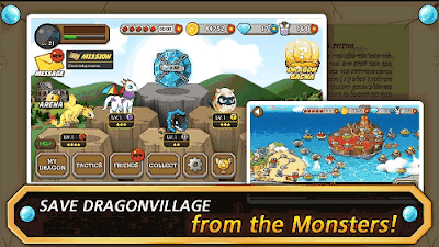 download dragon village saga mod apk