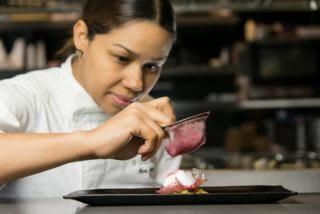 The Dominican Chef Maria Marte