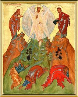 Joi, 6 august, Sărbătoarea Schimbării la Față, hramul bisericii Schitului