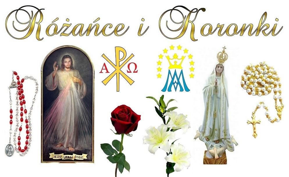✟ RÓŻAŃCE I KORONKI ⚜ Ave Maria