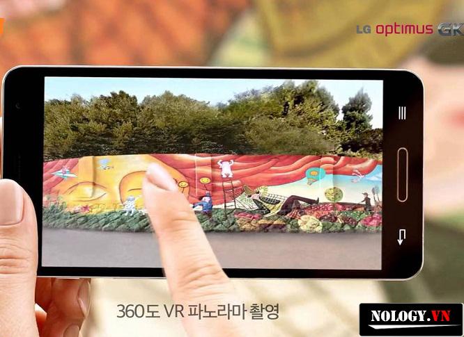 """LG Optimus GK màn hình 5"""" full HD"""