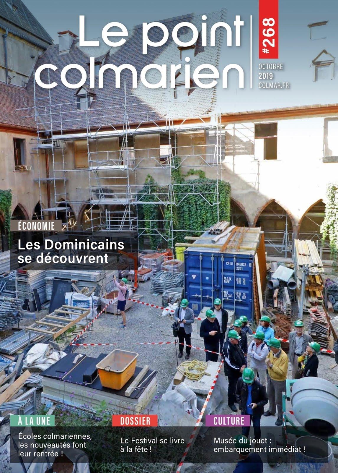 Le Point Colmarien  - Octobre 2019