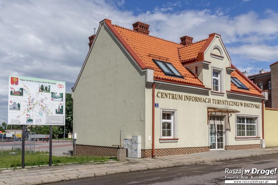 Centrum Informacji Turystycznej w Bisztynku