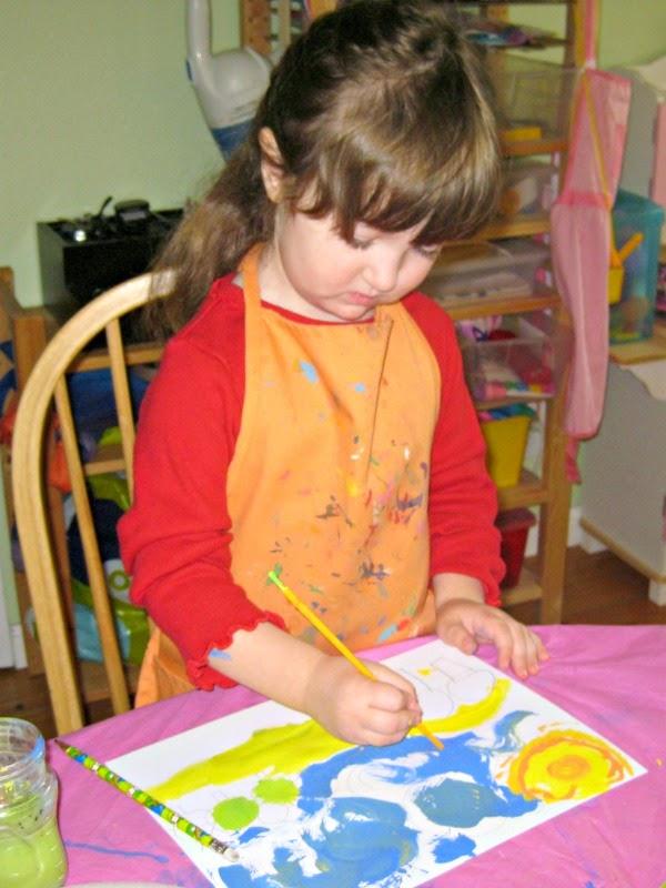 Starting Van Gogh Project