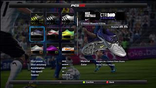 PES 2012 Player edit