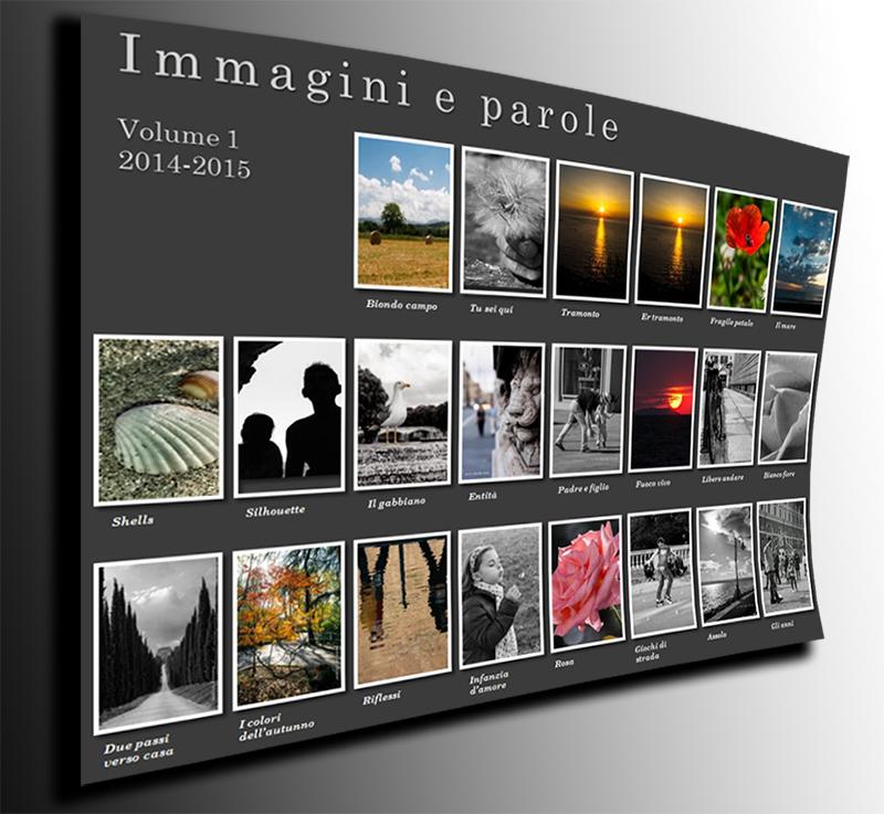 Immagini e parole Volume 1 Davide Rossi & Deborah Pozzoli 2014/15