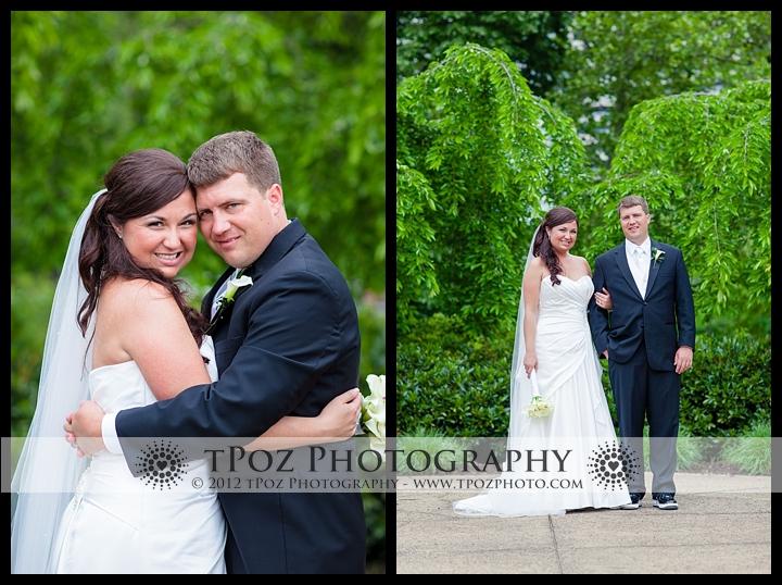 Philadelphia Art museum wedding bride and groom