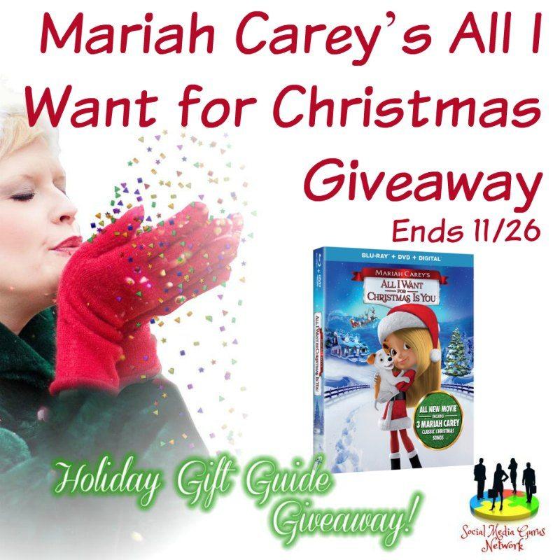 Mariah Carey's Xmas Giveaway