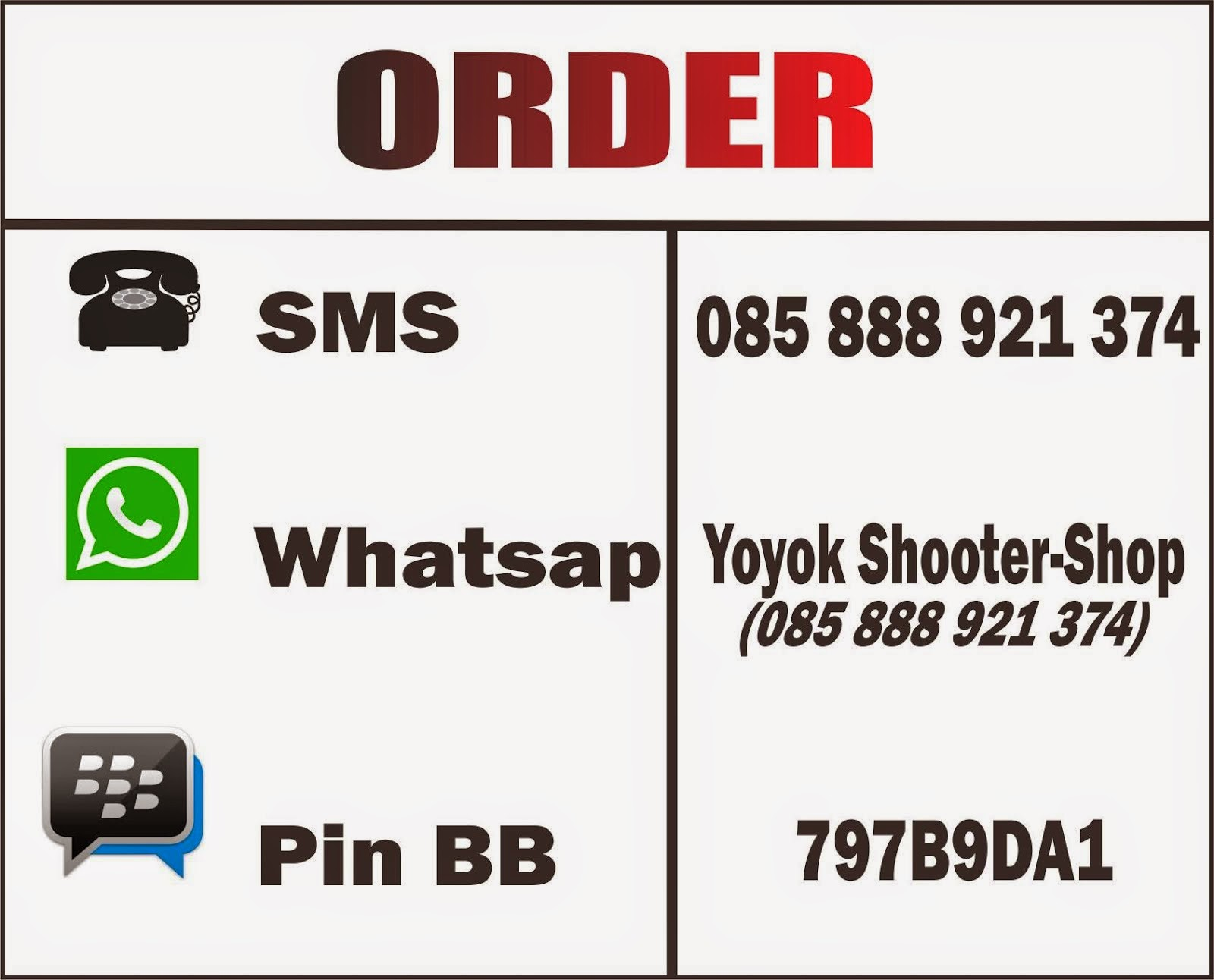 Contact Order