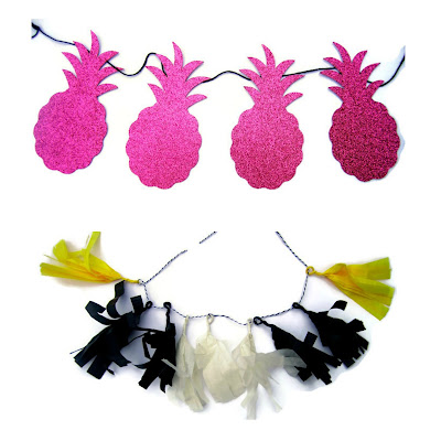Mini Party Collections Party Like a Pineapple garlands
