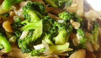 Resep brokoli tumis saus tiram enak