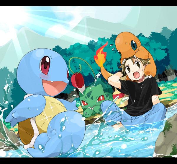 Pokemon Chikorita Gt The Grass Starter From Johto