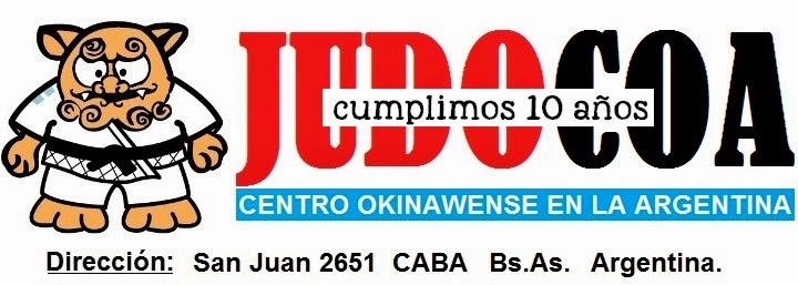 Judo COA