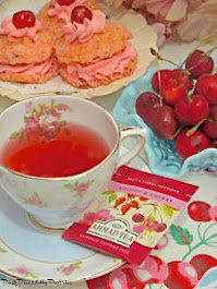 Cheery Cherry Tea Party