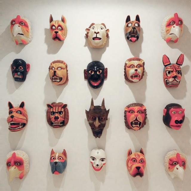 Máscaras - Tigua