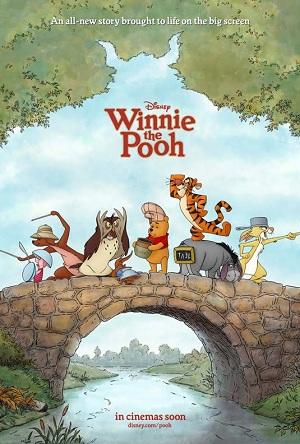 Filme O Ursinho Pooh : O Filme   Dublado