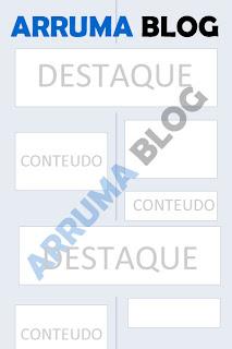 IMAGEM: Visual de uma página no Face com destaque